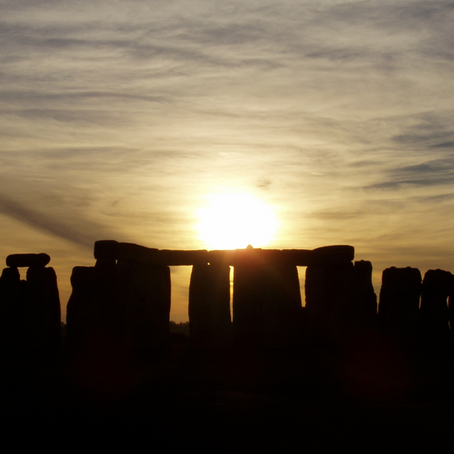 The summer solstice & no earthquakes?