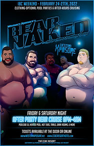 Bear Naked IBC After Party