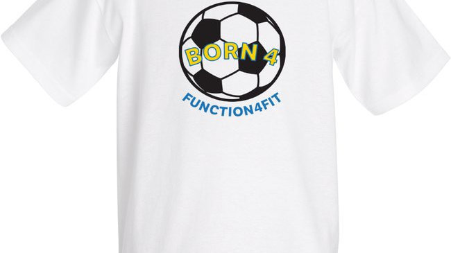 T-Shirts Enfant Garçon Born4Function4Fit