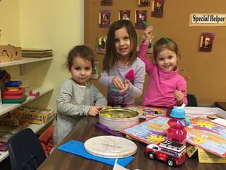St. Luke's Preschool Week In Review: January 23-25