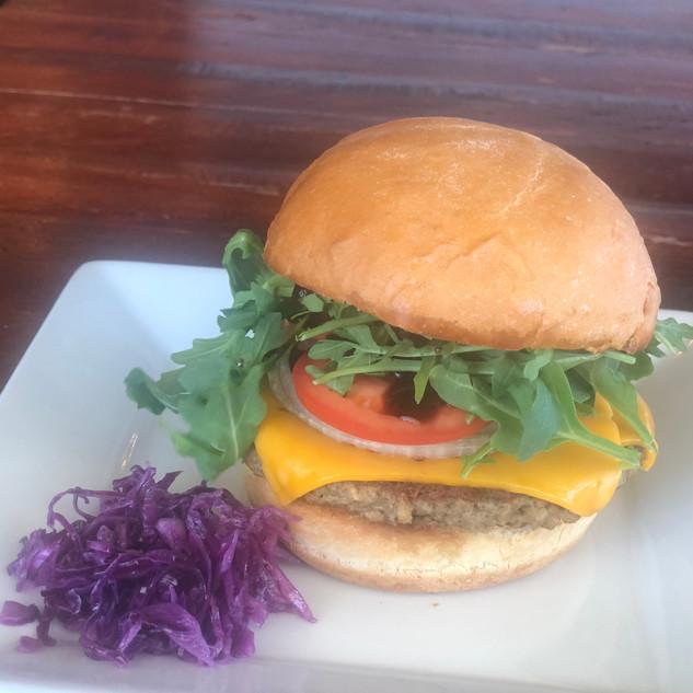 Impossible Vegan Burger