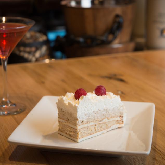 Flour-Less White Cake