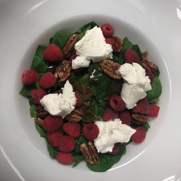 Fresh Berry Salad