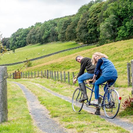 Tandem Biking – The Mill @ Lewinshope