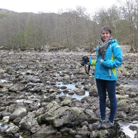 Rachel Coyle's Wildlife visit to The Mill @ Lewinshope
