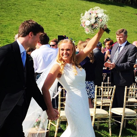 An amazing Wedding @ The Mill – MR & MRS WATSON