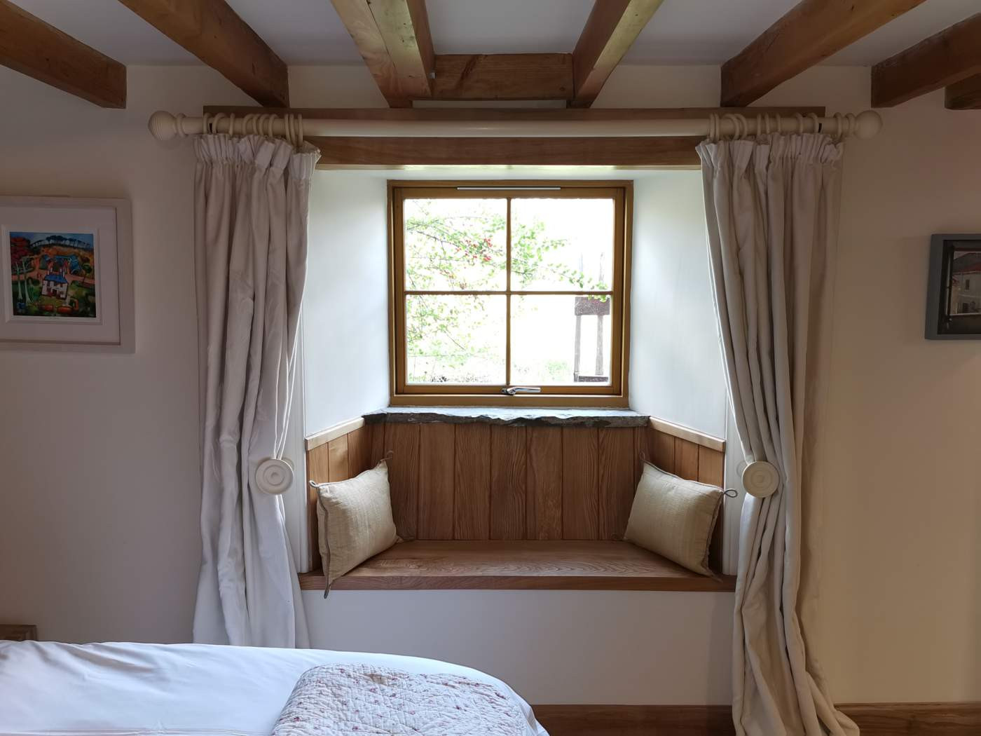 The Mill - Bedroom - Ash