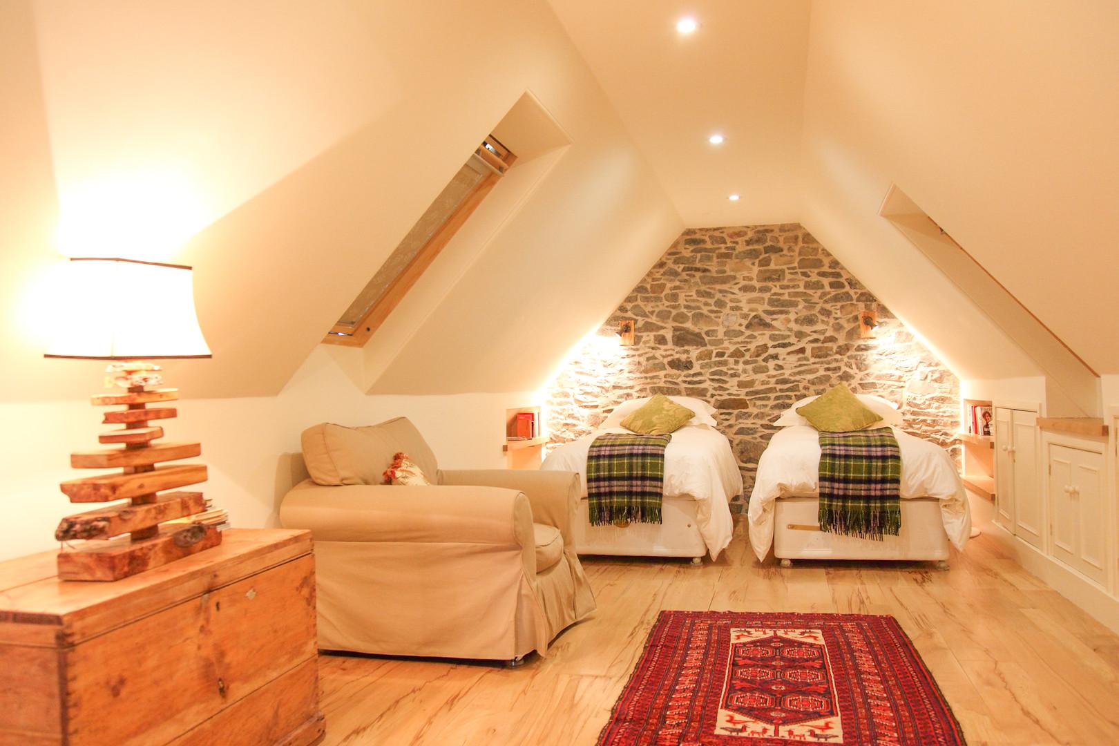 The Mill - Bedroom - Beech