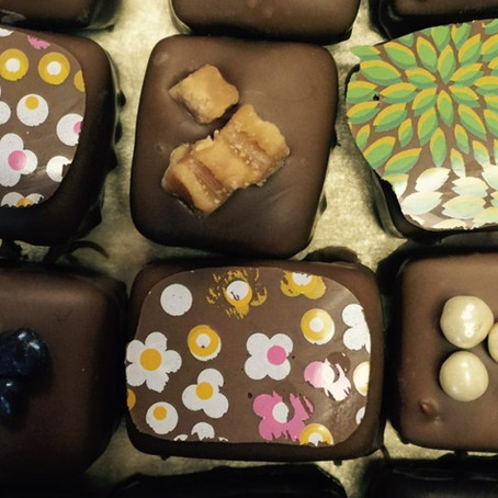 Make Your Own Chocolate Truffles, Pralines & Ganache Class
