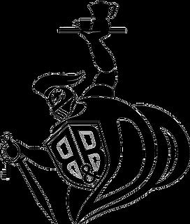 Le Chevalier Noir Logo