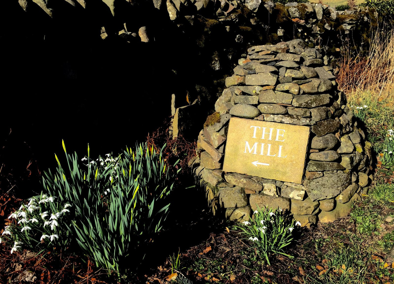 The Mill - Easter