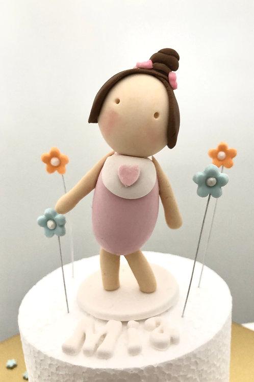 Blumenmädchen Mia