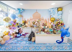 Aladdin and the Arabian Nights