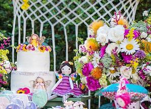 Bohemian Fairy Birthday Party