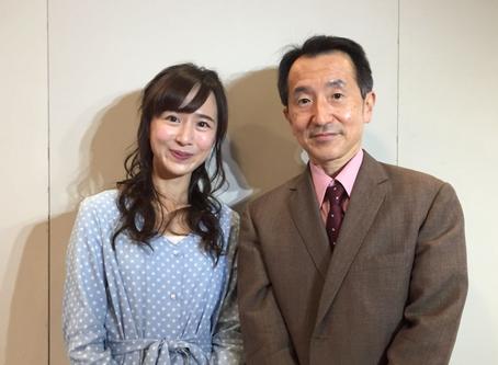 ❤️10月10日山川恵里佳さんとたまプラーザでトークショー