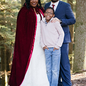 The Marvins - Wedding Reshoot
