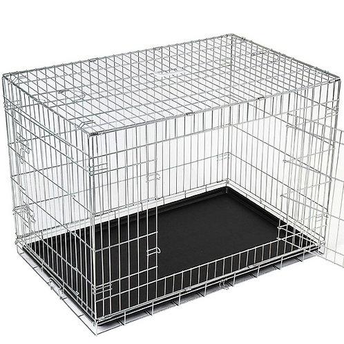 Caisse pliable de transport pour chien