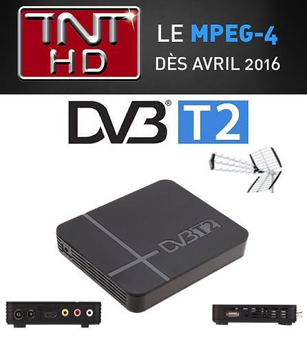 Décodeur TNT-Full hd 1080