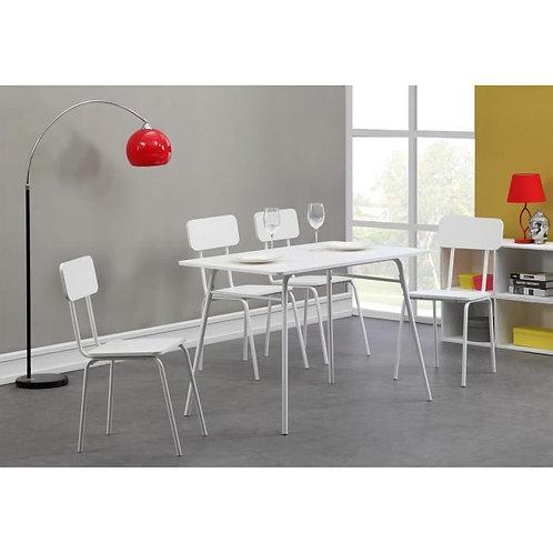 Ensemble repas - table + 4 chaises