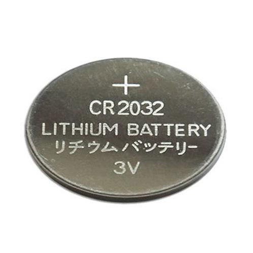 Pile plate 3V CR2032