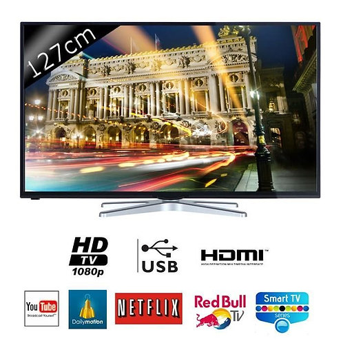Téléviseur  Smart TV LED Full HD-127 cm