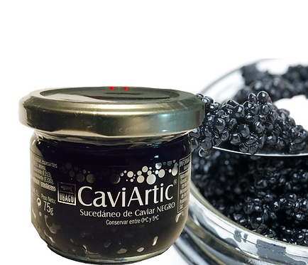 Caviar-CaviArtic  noir-75 grammes