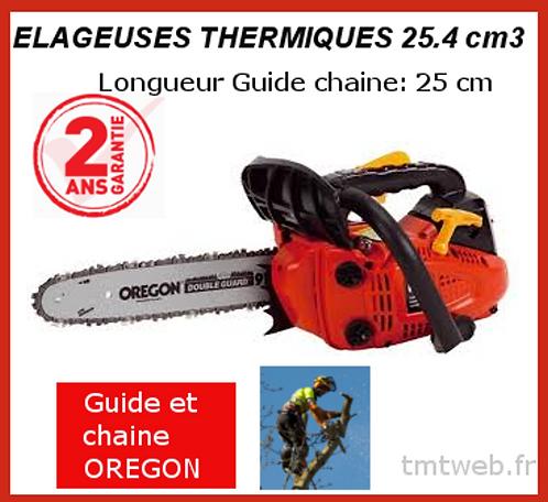 ÉLAGUEUSES THERMIQUES 25,4 CM³