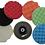 Thumbnail: Set de polissage comprenant 6 disques+1 support 150 mm Velcro