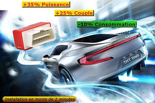 Connecteur OBD-PUISSANCE+35%