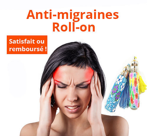 Anti-Migraines Roll-On