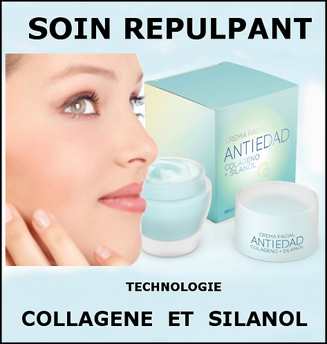 Soin repulpant Collagène / Silanol