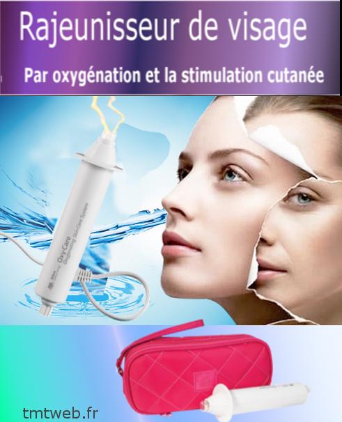 Rajeunisseur de Visage Oxy Care