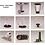 Thumbnail: Robot semi  professionnel 1000 W + accessoires