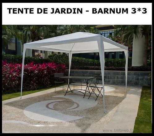 Barnum-tente de jardin3*3