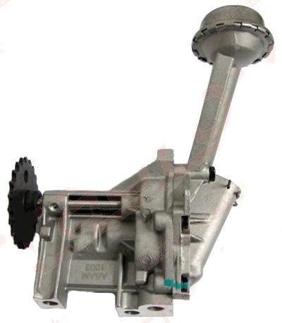 Pompe à huile-Renault-1.5 DCI-K9K