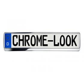 Support plaque CHROME