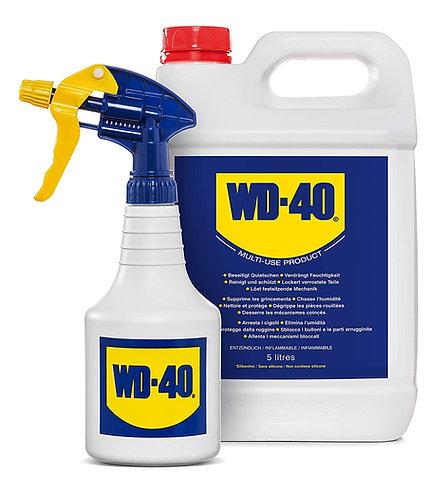 WD-40 MUP 5 LT 49506-5 litres+1 pulvérisateur