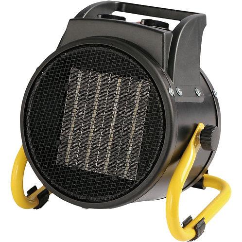 Chauffage électrique soufflant 2000 W compact