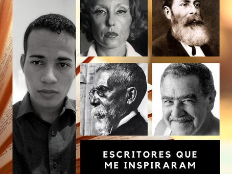 Escritores da literatura brasileira que me inspiraram