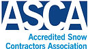 ASCA Accredited Snow Contractors Association. When weather conditions alone do not provide dispatchers with a decisive answer on whether a service is necessary, our supervisors will perform physical site inspections to determine how much salt is remaining from a previous service, and if the site requires additional services. Our 200+ crew members are geographically spread out and are constantly feeding real time data to our dispatchers about current conditions in the form of pictures, notes, and verbal intelligence. This allows dispatch to make a completely informed decision when alerting crews to begin servicing a route.