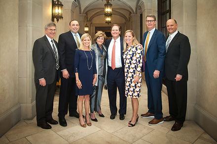 True Family with HPEF & HPSD Leadership.