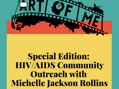 HIV/AIDS Community Outreach with Michelle Jackson Rollins