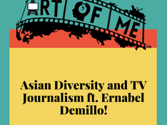 Asian Diversity and TV Journalism feat. Ernabel Demillo