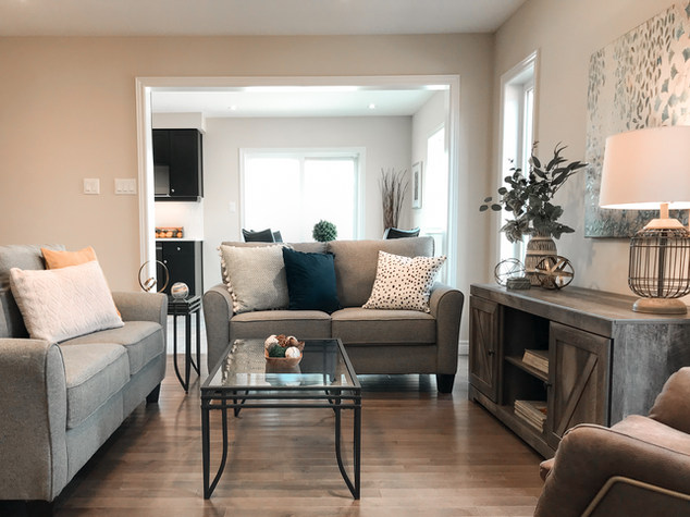 40% of buyers are more willing to walk through a staged home they saw online.