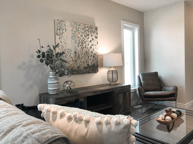 The investment of Staging in your home is far less than a price reduction on your home.