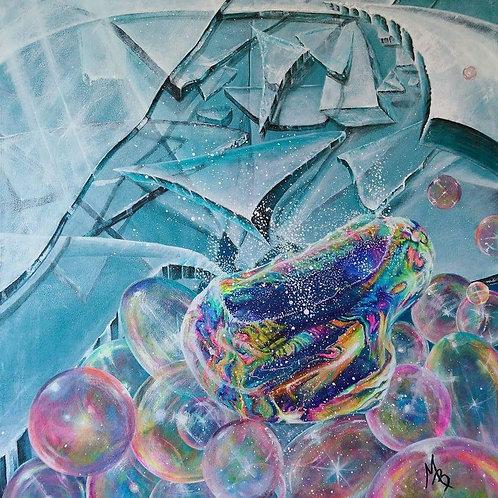 Tu pètes ma bulle