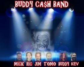 Buddy Cash Band Spot 1 Jerry Text Band K