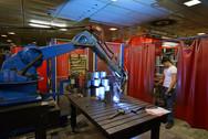 Robot soudure laser