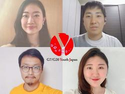Y7日本代表団
