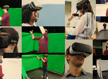 Free 15 minute Virtual Reality Sessions
